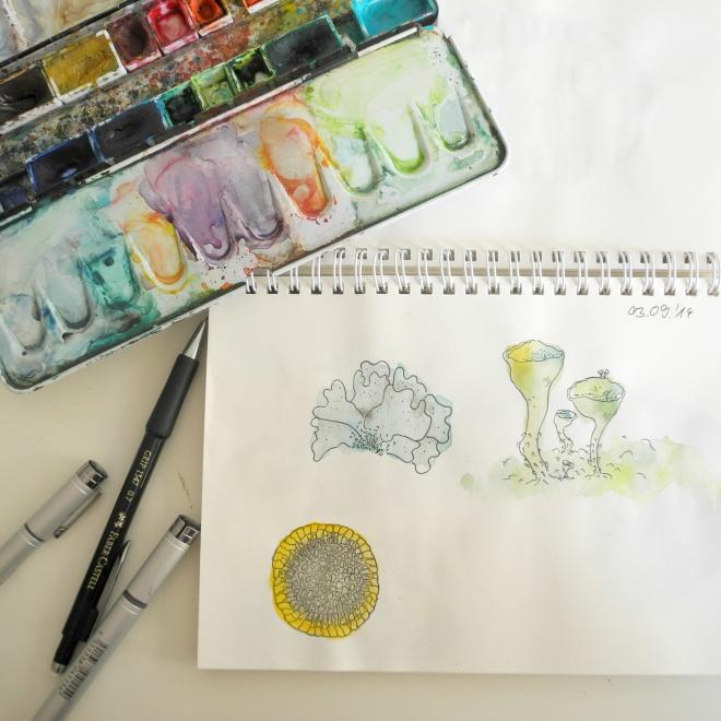 Kompromisse zwischen Öko-Anspruch und Wirklichkeit – Tipps für ein bisschen mehr Nachhaltigkeit beim Malen